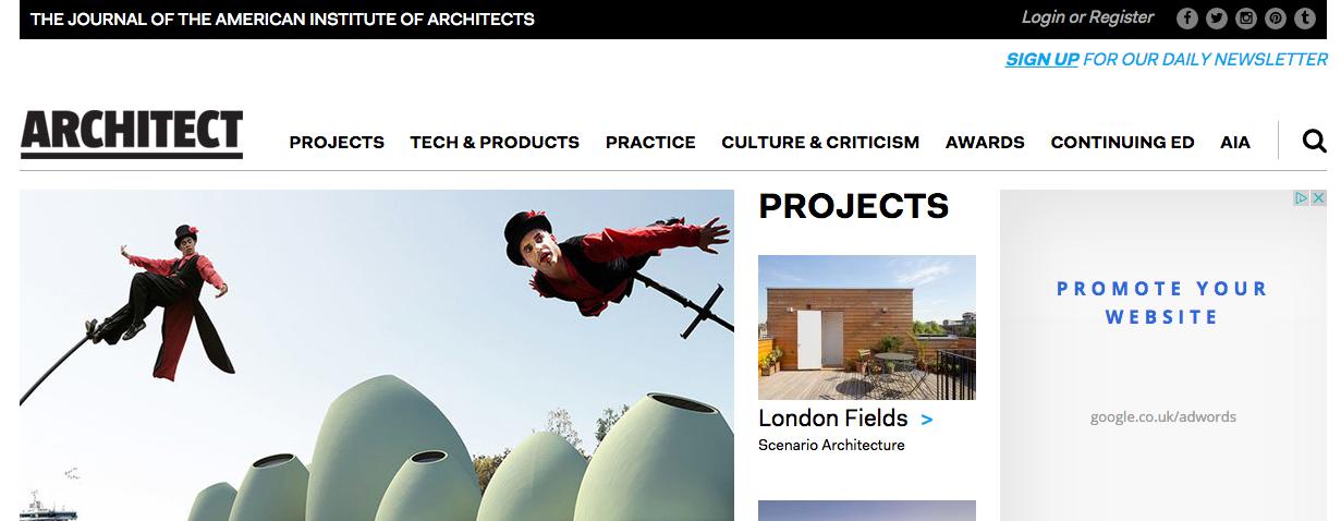 architect-website